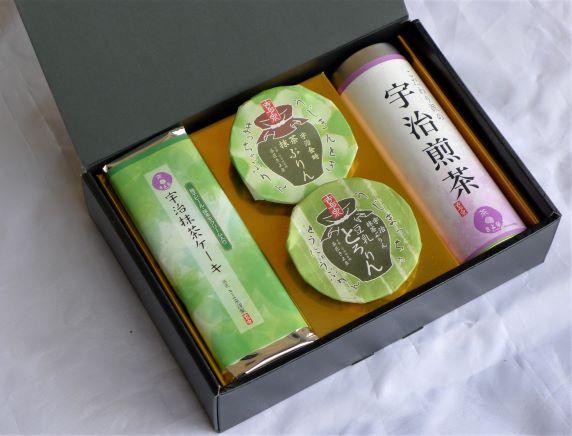 京都茶匠の京スイーツS