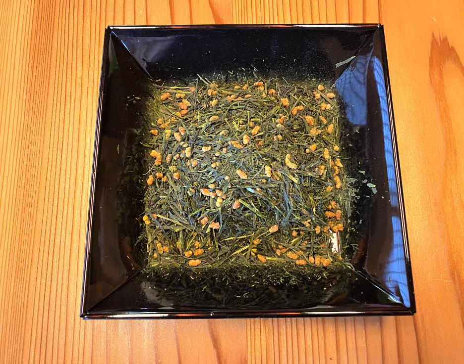 抹茶入り玄米茶【宇治茶】 100g 1本