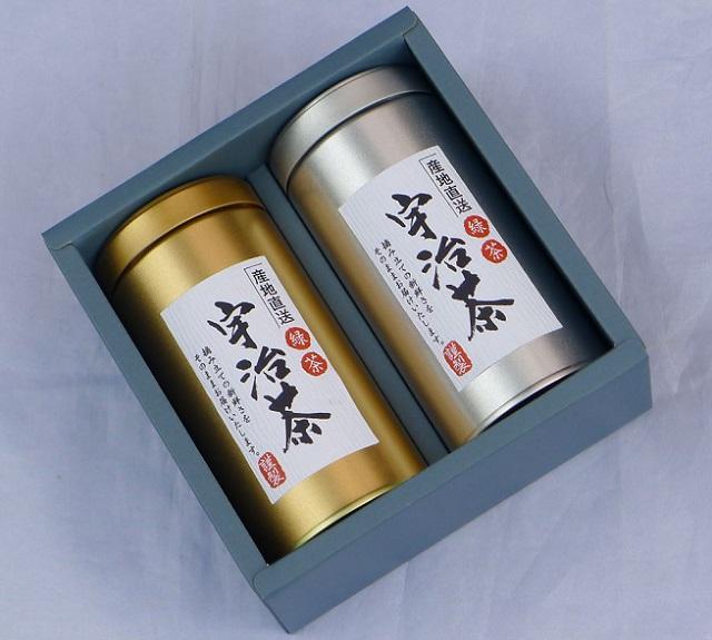 宇治茶ギフト 宇治玉露・煎茶セット ★送料無料
