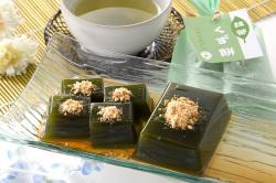 きよ泉 京の抹茶葛餅セットA