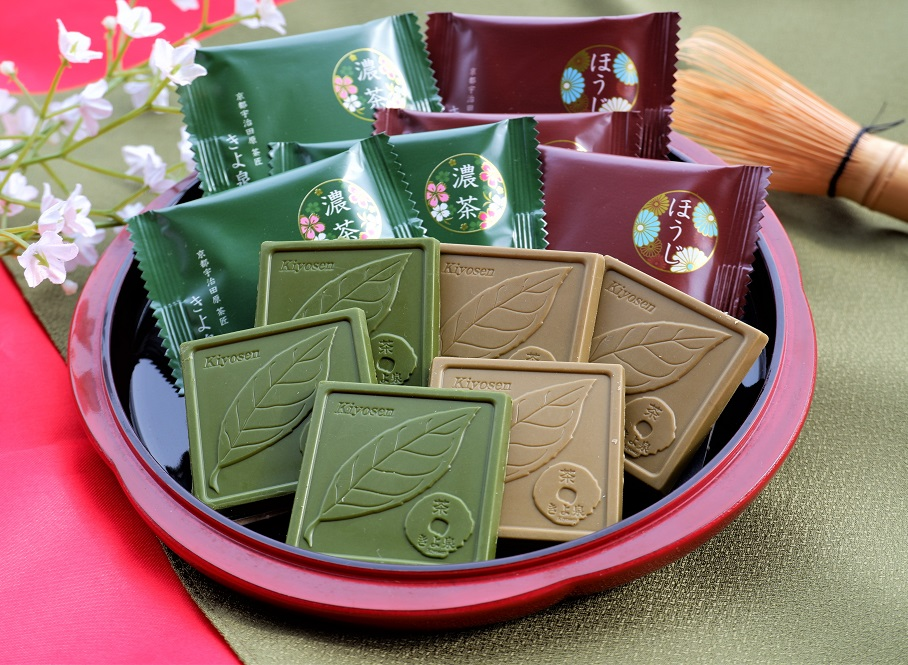 宇治のチョコレート