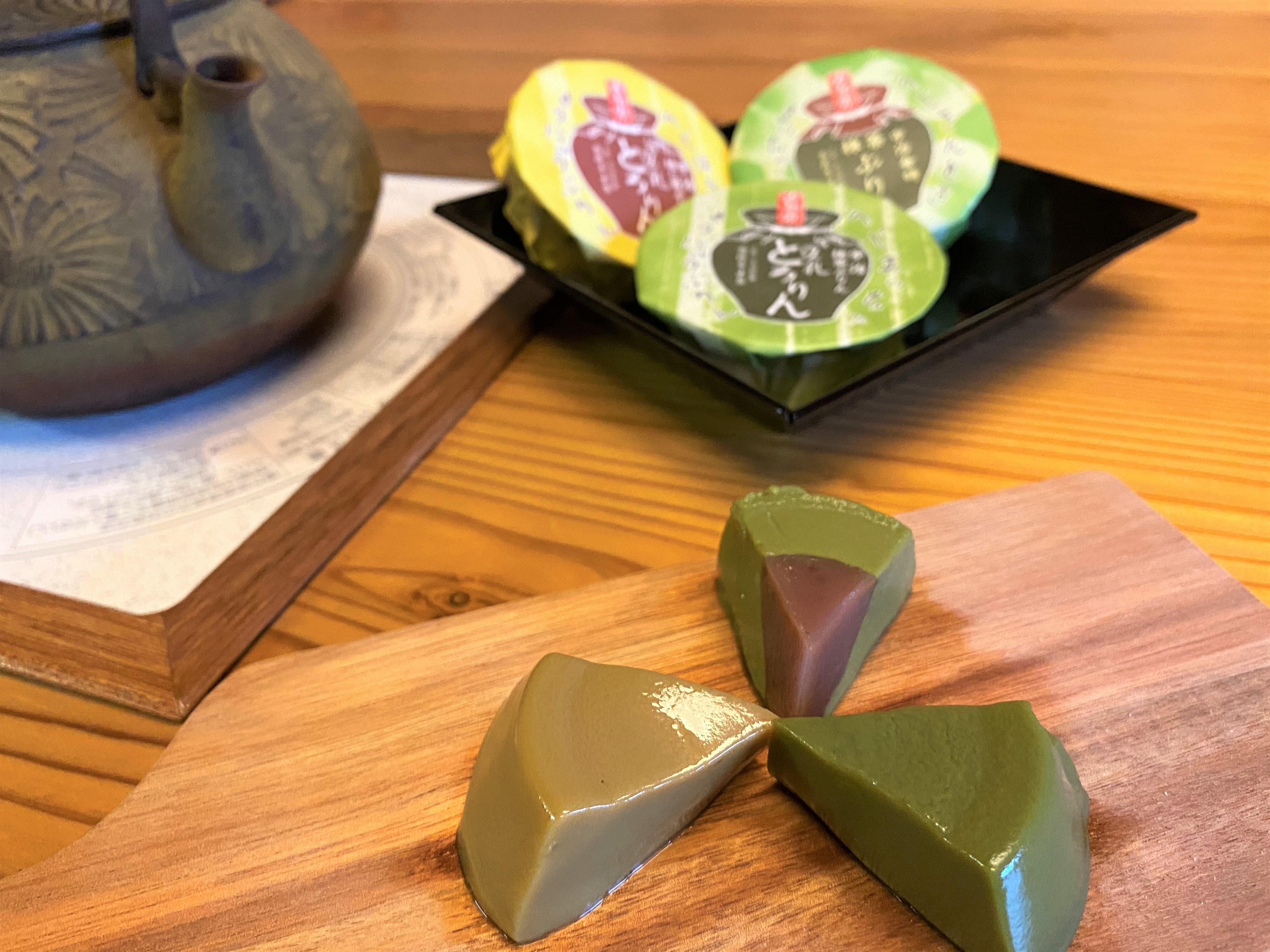 宇治抹茶デザート【こだわりN】