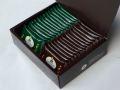 宇治のチョコレート【濃】28枚入り