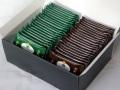 宇治のチョコレート【濃】40枚入り