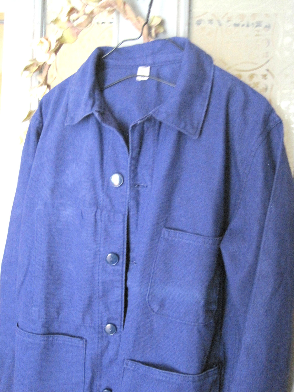 フランスアンティーク コットンワークジャケット
