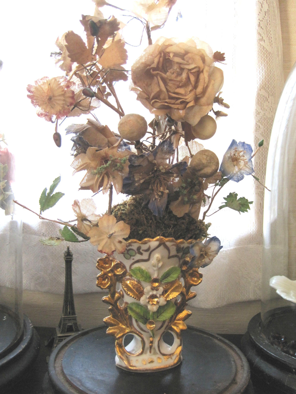 フランスアンティーク グローブドゥマリアージュのお花