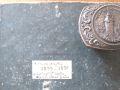 フランスアンティーク 出納帳 Livre de comptes 1839~1880年