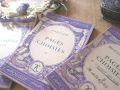 フランスアンティーク CLASSIQUES LAROUSSE 紫本3pセット