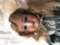ジャーマンアンティーク アルマン・マルセイユ390 A8M 優しい微笑みの女の子 H61cm