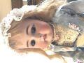 ジャーマンアンティーク シモンハルビック&カマーラインハルトの女の子 H50cm