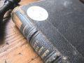 フランスアンティーク 古書TRAITE DE LA DOCTRINE CHRETIENNE 1859年