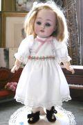 ジャーマンアンティーク ケストナー143 繊細な女の子 H 22cm
