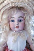 ジャーマンアンティーク ケストナー143 色白美形の女の子 H33cm