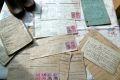 フランスアンティーク 古い紙ものセット