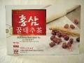 紅参蜂蜜なつめ茶(茶情 32g×12包)液状