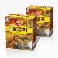 生姜茶(三和 12g×15包)顆粒  オットギ センガン茶