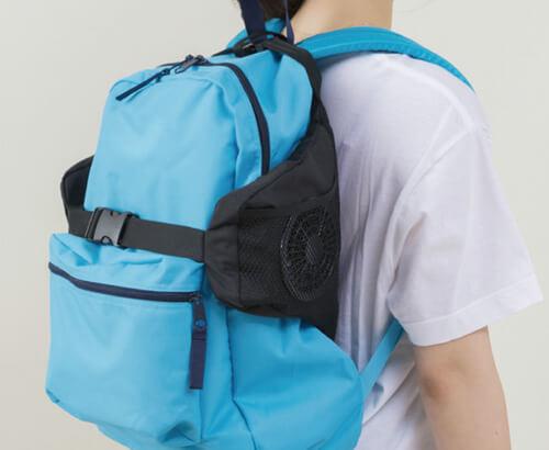 【株】空調服 空調リュック COOL PACK KRKS01