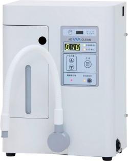 【株】コアテック 微酸性電解水生成装置 コア・クリーン KC-4000 ハンドセンサー搭載 (専用添加液 1本付属)
