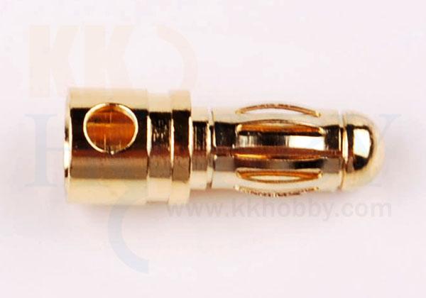 3.5mmゴールドコネクター(オス)