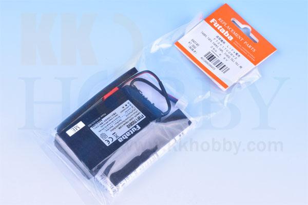 フタバ 送信機専用リチウムフェライト電池(FT2F1700B)