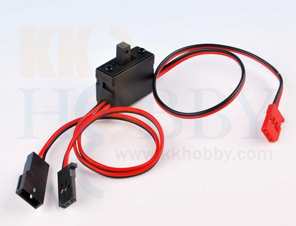 フタバ 充電口付スイッチ(SSW-J)