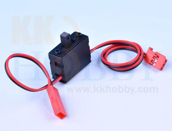 フタバ 充電口付スイッチ(SSW-BN)