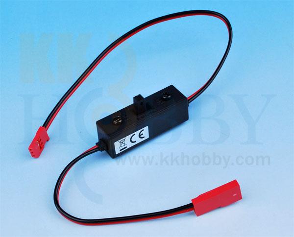 フタバ ハイブリッド電子スイッチ ESW-1J