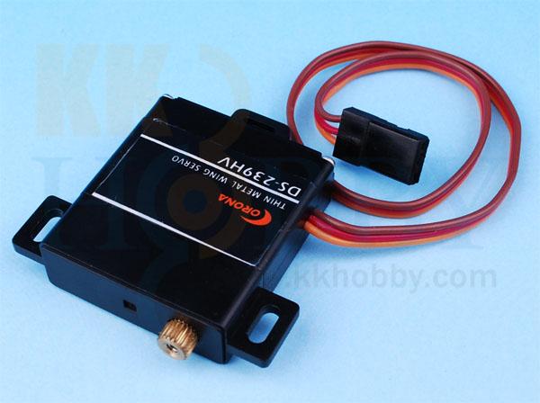 コロナ 薄型デジタルサーボ(メタルギヤ)DS-239HV