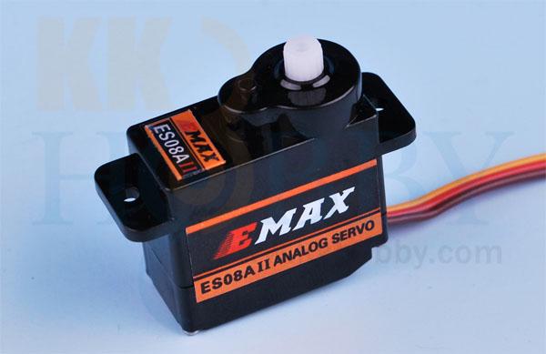 E-MAX ミニサーボ ES08A II