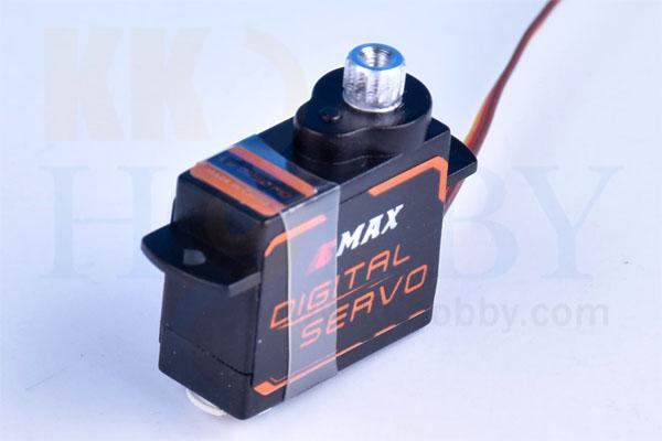 E-MAX デジタルマイクロサーボ ES9250MD