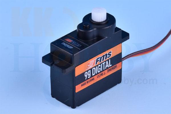 FMS ミニデジタルサーボ 9GDP(ノーマル)