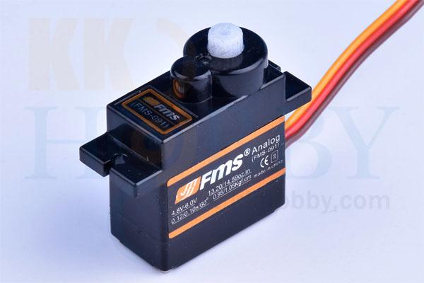 FMS Kingfisher用ミニサーボ