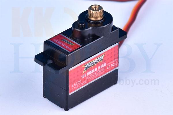 FMS ミニデジタルメタルサーボ 092