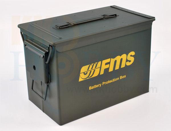 FMS バッテリー保存ケース(L)