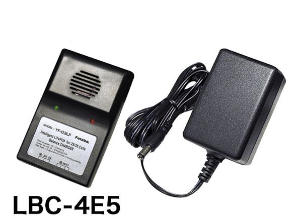 フタバ リチウムフェライト専用充電器(LBC-4E5)