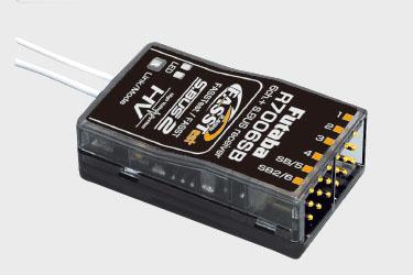 フタバ R7006SB(空用2.4GHz FASST、FASSTest方式)