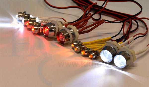 GT POWER L12モデルカーライトシステム