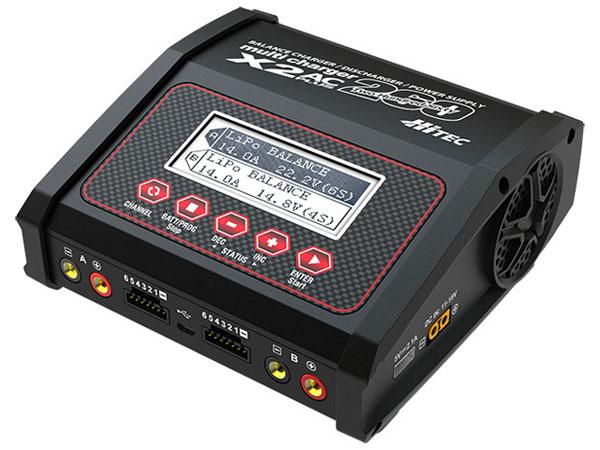 ハイテック マルチチャージャー X2 ACプラス 260