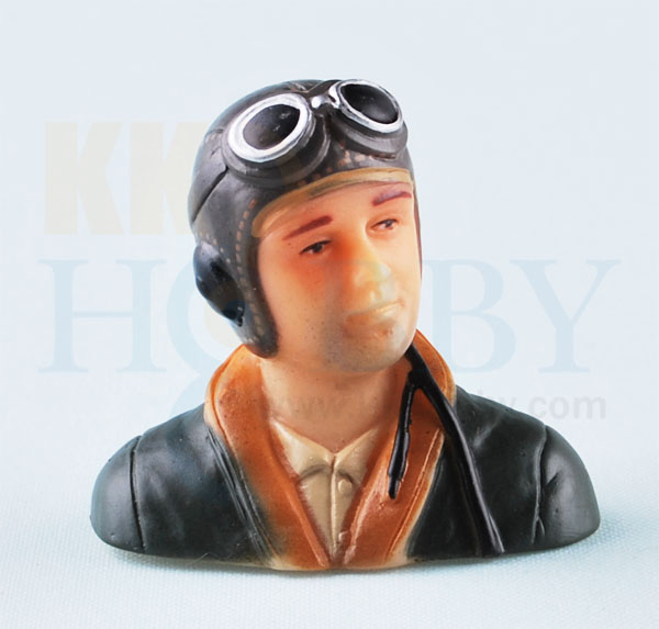 パイロット人形 29 (高さ41mm)
