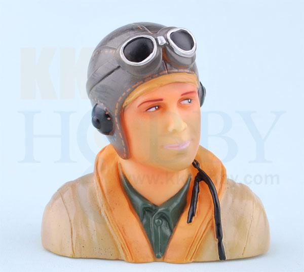 パイロット人形 30 (高さ69mm)