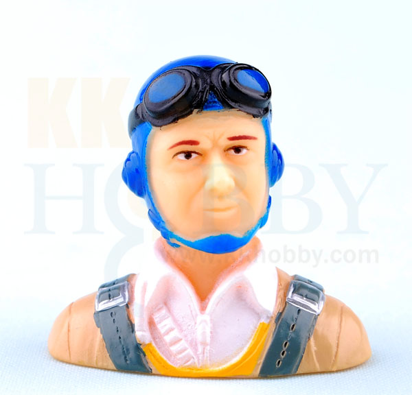 パイロット人形 33 (高さ38mm)