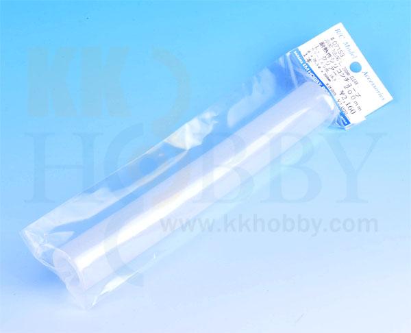耐熱シリコンチューブ 200mm(外径26.5mm、内径18.5mm)