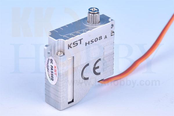 KST HS08A  デジタルマイクロサーボ