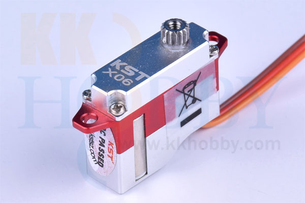 KST X06 デジタルマイクロサーボ