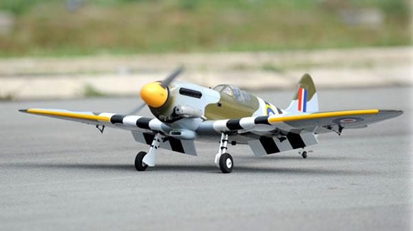 Spitfire MK2 .46〜.55