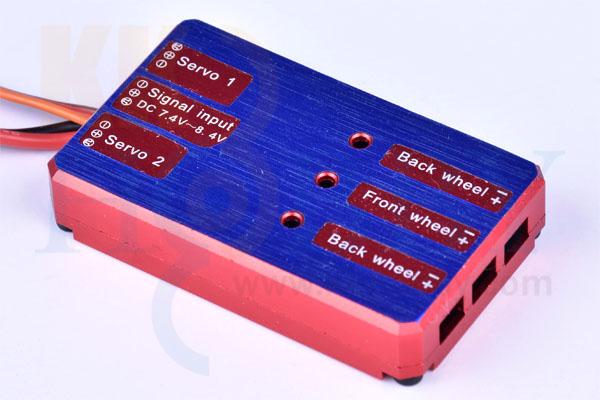 hoenix Model 電動リトラクト用コントローラー(R5205)
