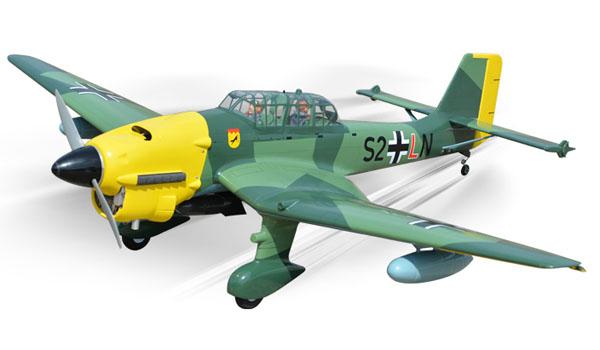 STUKA Ju87 GP/EP 120/20cc