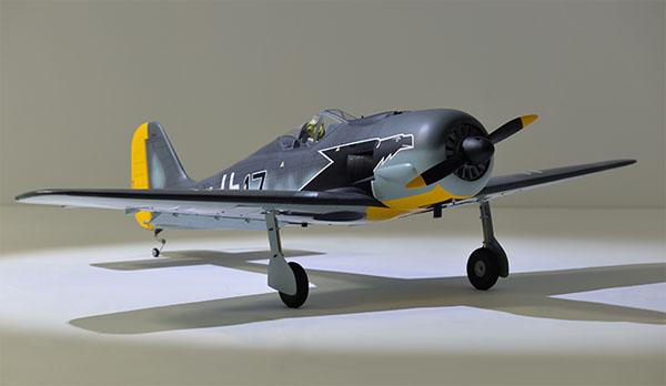FW-190 FOCKE WULF  GP/EP 120/20cc