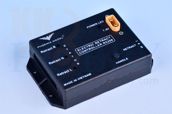 Phoenix Model 電動リトラクト用コントローラー(R5206)