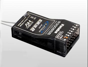フタバ R3008SB (空用2.4GHz T-FHSS AIR方式)